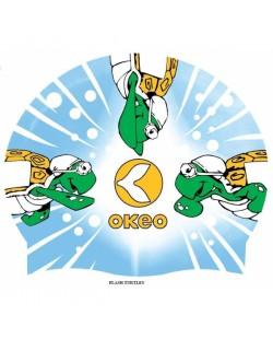 Czepek dziecięcy OKEO flash turtles