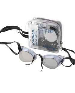 Okulary pływackie szwedki - SCORPION MIRROR
