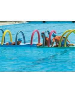 Mata do nauki pływania Forotondi, Okeo