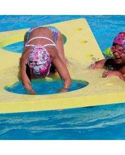 Mata do nauki pływania Multifori, Okeo