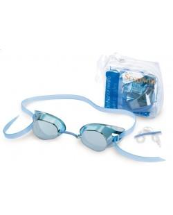 Okulary pływackie szwedki - SCORPION MIRROR SOFT